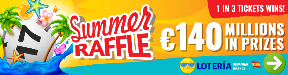 Spanish Summer Raffle Tickets Online